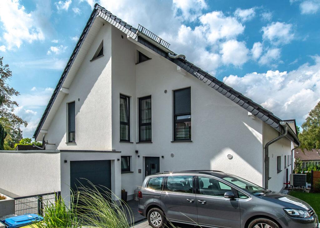 Einfamilienhaus in Neuenbeken