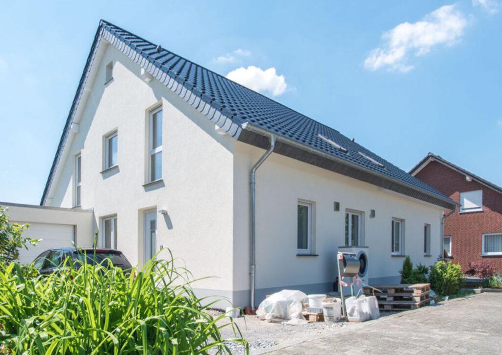 Einfamilienhaus in Benhausen